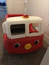 fire truck toddler bed in Temecula, California