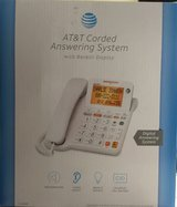 AT&T Phone with answering system in Warner Robins, Georgia