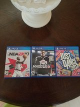 PlayStation 4 video games in Lawton, Oklahoma
