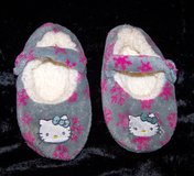 Girl's Hello Kitty Super Soft Fleece Lined Slippers in Alamogordo, New Mexico