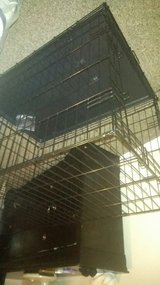 New Dog Cages in Fort Benning, Georgia