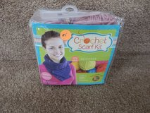 Crochet a Scarf Kit in Oswego, Illinois