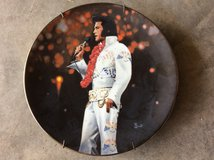 Four Bradford Exchange Elvis plates in Batavia, Illinois