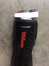 NEW WILSON shin guards (adult) in Chicago, Illinois