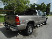 Chev 2500HD 4X4 6.0L in The Woodlands, Texas