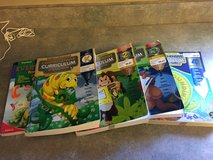 prek-4th grade workbooks (all new except kindergarten 20/500 pages used) in Bolingbrook, Illinois