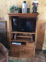 TV CABINET - MOVING MUST SELL in Ruidoso, New Mexico