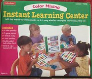 Lakeshore Instant Learning Center Color Mixing in Okinawa, Japan