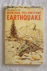 Story of the Montana-Yellowstone Eathquake in 29 Palms, California