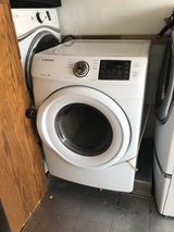 Electric dryer in Yucca Valley, California
