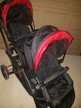 contours Elite Double tandum stroller in Camp Pendleton, California