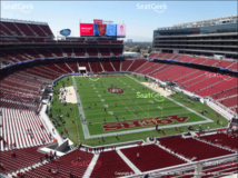 (3) 49ers vs Chargers ** Section 305** in Fairfield, California