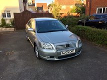 Toyota Avensis Automatic Low mileage in Lakenheath, UK