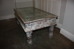Antique-Styled Coffee Table from Discovery on Magazine in New Orleans, Louisiana