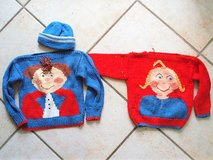 Max and Moritz sweaters size 7-8 in Stuttgart, GE