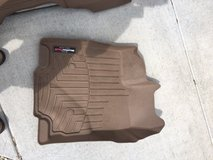 WEATHERTECH FLOOR MATS 2013 SILVERADO 3 PIECES in Naperville, Illinois