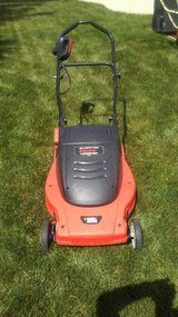 Black & Decker Electric Lawnmower in Westmont, Illinois