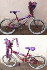 """Girls 20"""" Bicycle in Ramstein, Germany"""