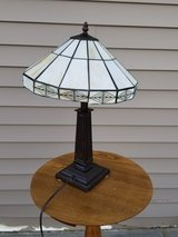 Old fashion- brown lamp in Fort Knox, Kentucky
