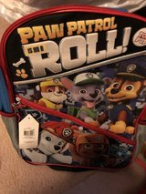 Paw Patrol New Backpack in Alamogordo, New Mexico