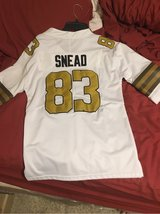 Willie Snead saints color rush jersey in Alamogordo, New Mexico