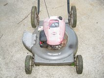 Push Mower , just serviced in Fort Campbell, Kentucky