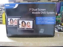 RCA 7in dual mobile DVD system in Naperville, Illinois