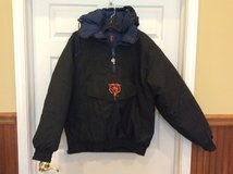 Vintage 90's Reversible Chicago Bears Down Jacket By Pro Player, Size L/XL, LIKE NEW in Aurora, Illinois