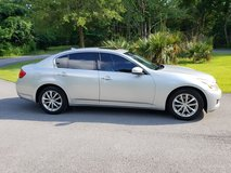 2009 Infinity G37x Sedan in Cherry Point, North Carolina