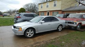 2000 Lincoln LS 3.9lt V8 in Fort Knox, Kentucky