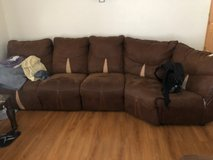 3 piece sectional couch for free in Schofield Barracks, Hawaii