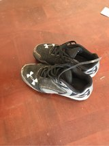 Under Armour Girl's Softball Cleats (1.5) in The Woodlands, Texas