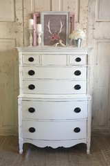 White Shabby Chest in Kingwood, Texas