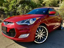 2016 Hyundai Veloster Custom in Camp Pendleton, California