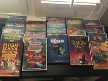 Kids DVD movies in Fairfield, California