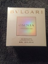 1.35oz NEW BVLGARI Omnia Crystalline perfume in Kingwood, Texas