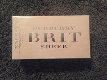 1.75oz NEW BURBERRY Brit Sheer for Her Eau de Toilette in Baytown, Texas