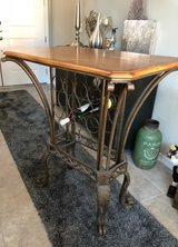 Magnificent Ashley Furniture Pub/Wine Holder Table in Las Vegas, Nevada
