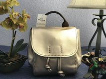 Coach backpack in Fairfield, California