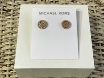 MK earrings in Travis AFB, California