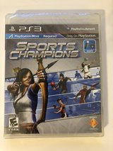 PS3 Game - New - Sports Champions in Okinawa, Japan