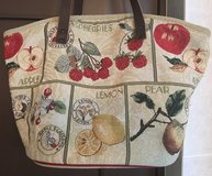 Embroidered Canvas Bag in Okinawa, Japan