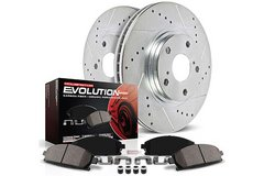 Brake Pads and Rotors NEW in Ramstein, Germany