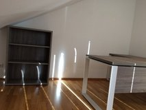 NEW PRICE!!!!!!!!   NEW PRICE!!!!!!!!!!  Desk, bookcase and chair in Wiesbaden, GE