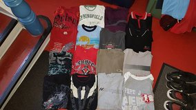 Men's short sleeve t-shirts in Ramstein, Germany