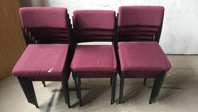 14 x Office / Business Chairs in Lakenheath, UK