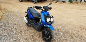 2017 (LIKE NEW) 49CC MOPED in Beale AFB, California