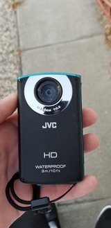 JVC HD UNDERWATER CAMCORDER in Beale AFB, California