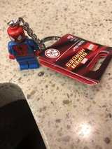 Spider-Man LEGO Key Chain in Camp Pendleton, California