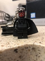 Darth Maul LEGO Key Chain in Camp Pendleton, California